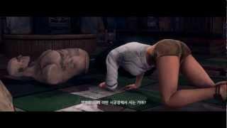 Saints Row 3 The Third Heroine(Female Character) All cut scene