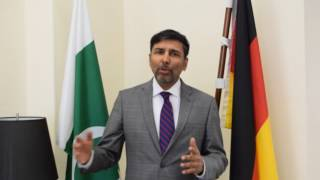 Pakistan Ambassador in Germany