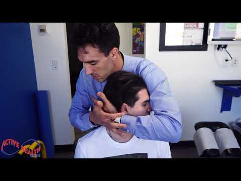 Dr. Jason - HEAD/NECK & EAR PAIN - CHRISTIAN DELGROSSO FULL SPINE ALIGNMENT
