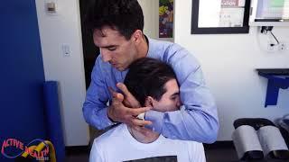 Dr. Jason - HEAD/NECK & EAR PAIN - CHRISTIAN DELGROSSO FULL SPINE ALIGNMENT