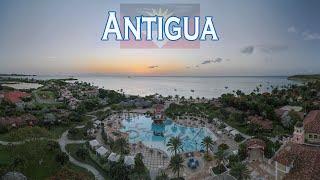 Sandals Grande Antigua | Mavic Air 2 Footage