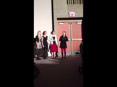 The Christmas Song-arr. Kirby Shaw-PNHS Music