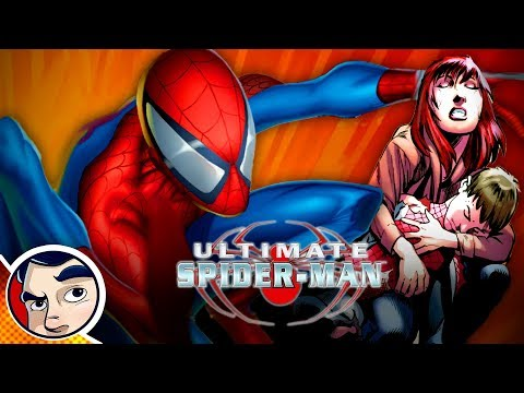 "Ultimate Spider-Man ""Origin to His Death"" - Full Story 