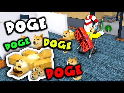 DOGES IN MURDER MYSTERY 2