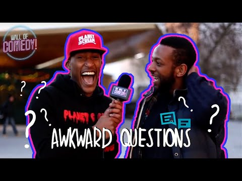 Asking Awkward Questions | In London South Bank With Yung Filly | S:1 E:1