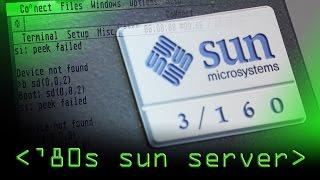 Sun Microsystems Tear Down - Computerphile