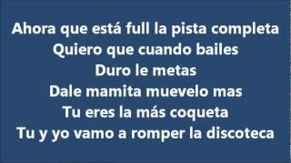 Pa´ romper la discoteca remix con letra - Farruko Ft. Daddy Yankee, Yomo, Zion & Lennox