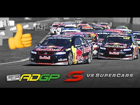 V8 Super Cars In Perth! (6th May 2017)