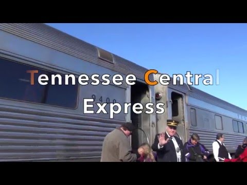 Murder Mystery on The Tennessee Central Railway Train Who Done It...
