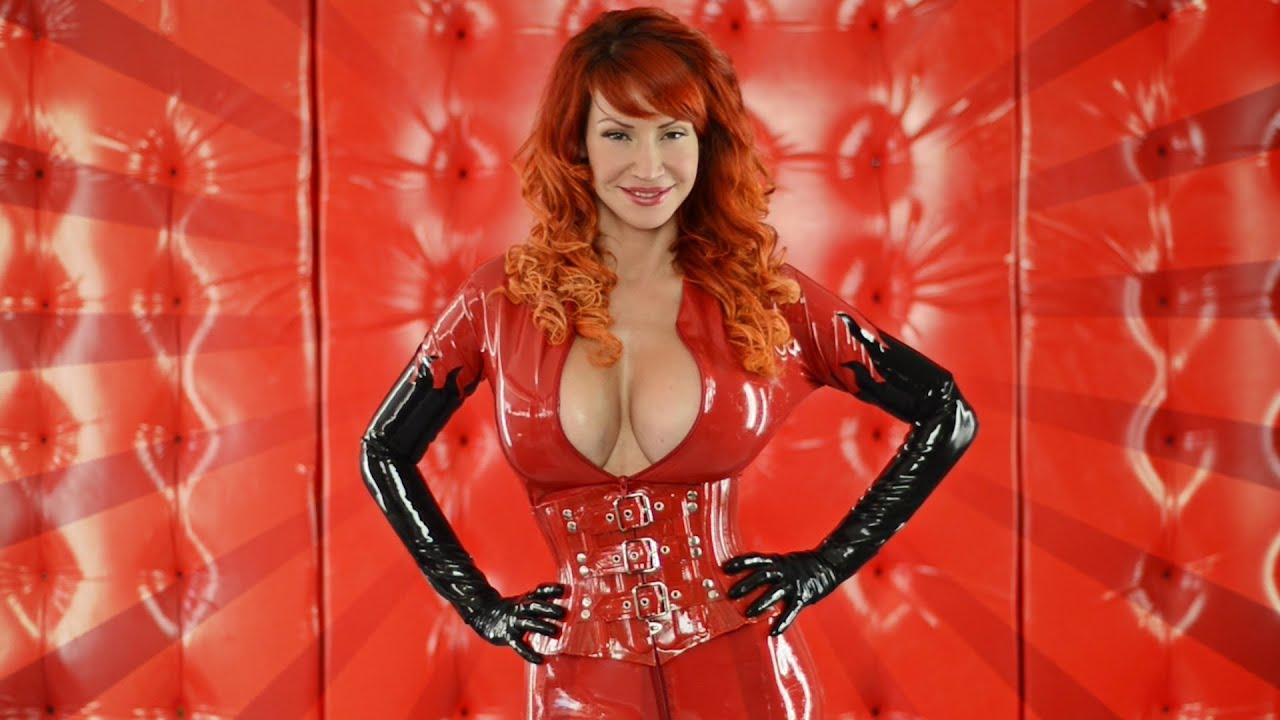 beauchamp latex corset Bianca