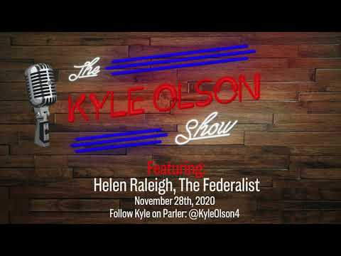 Helen Raleigh Talks the Real History of Thanksgiving and the Settlers on The Kyle Olson Show