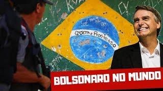COMO O BOLSONARO É VISTO NO MUNDO? │ TV HOLANDESA  │ HENRY BUGALHO