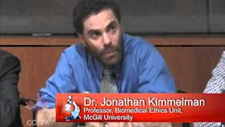 Panel - Medicine, Trust, and Experimental Treatments (Science and Its Publics, Part 4)