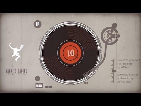🌑➤ OLDSCHOOL RAP Instrumental 👊❝ BACK TO BASIC ❞👊 Dj Primo Type Beat By M.Fasol