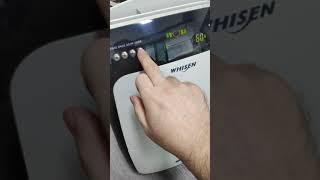 LG전자 제습기 WHISEN DH-100D 동작음
