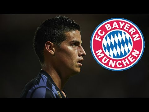 James Rodriguez ● Welcome to Bayern...