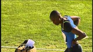 Long Jump - Irving Saladino - 9m foul