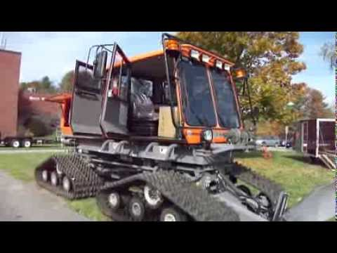 Trucker Sno-Cat Trail Blazer