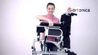 видео Коляски с независимой подвеской