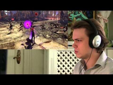 Hyrule Warriors: Cia Trailer Reaction! - KingJGrim