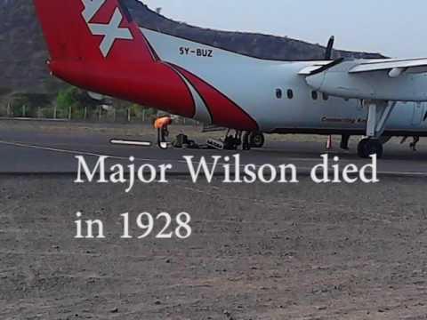 HISTORY OF WILSON AIRPORT 2016