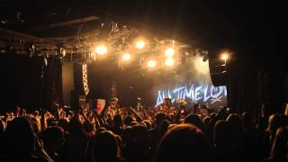 All Time Low - Lost In Srereo @ The Circus