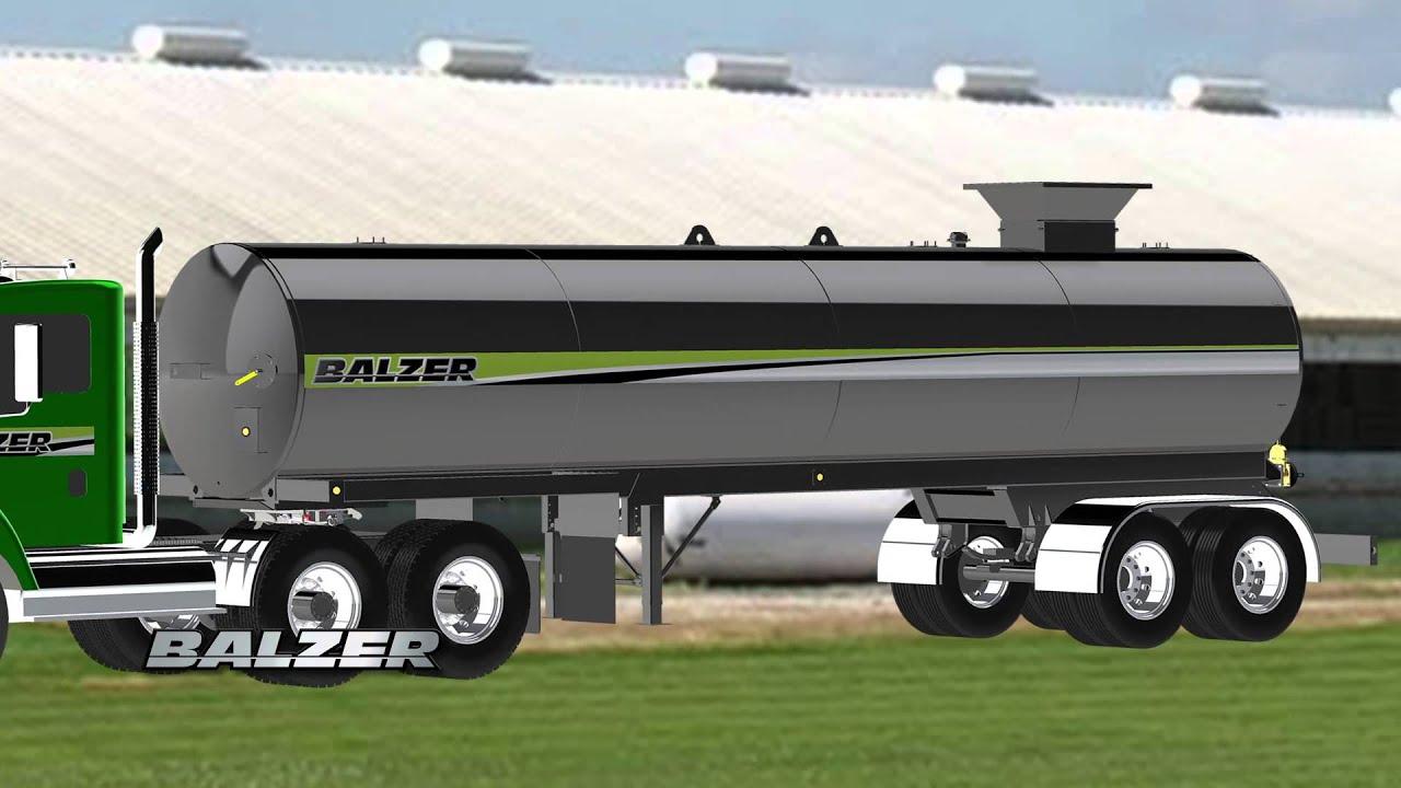 Balzer Semi Tanker