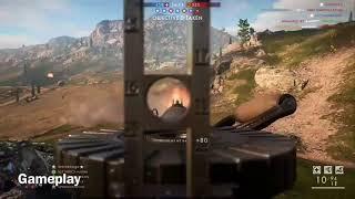Bf1 Lewis gun vs cod ww2 Lewis gun