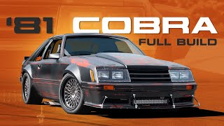 Full Build: 1981 Fox Body Cobra Mustang