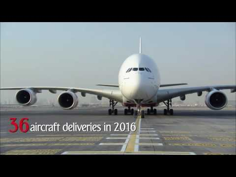 Emirates Fleet Story | All Airbus A380 and Boeing 777 Fleet