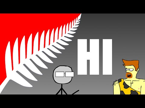 New Zealand Flag Referendum (Part 2) - Hello Internet Animated