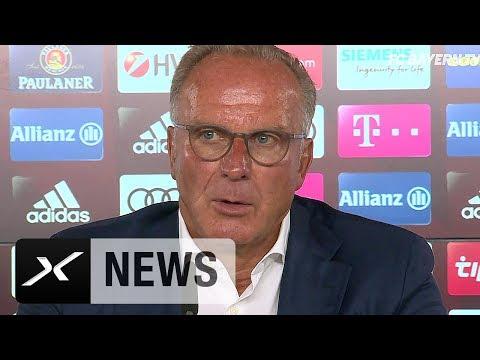 Karl-Heinz Rummenigge über Leon Goretzka, Renato Sanches und Co. | FC Bayern München