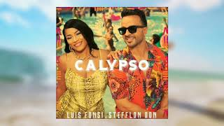 Luis Fonsi, Stefflon Don - Calypso (Official Audio)