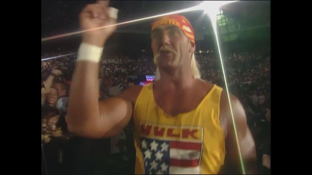 """Hollywood"" Hulk Hogan NEW SONG & ENTRANCE - YouTube"