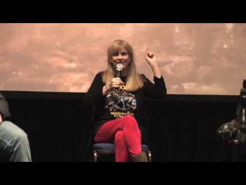 PJ Soles Panel Days of the Dead Atlanta February 5, 2017
