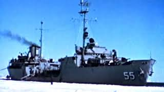 DEEP FREEZE  Secret U  S  Military Expedition To The South Pole Antarctica