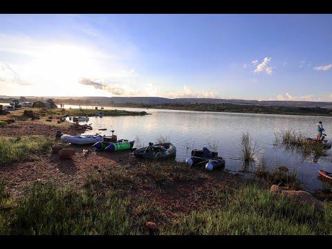 Buffelspoort Bass Fishing With My Kayak