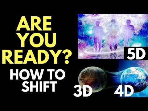 Overview of Dimensions - 3D, 4D, 5D Explained (How to Shift)
