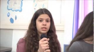 מיכל ברברמן משתתפת בפרוייקט ילדי המלחמה מספרת על העצמה וגבורה