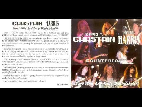 David T. Chastain - M. Harris Elegant Seduction (live)