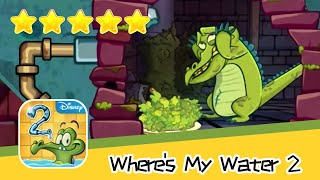 Where's My Water? 2 Level 44 Walkthrough Exciting Adventure! Recommend index five stars