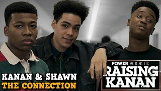 Power Book III: Raising Kanan 'WHY Kanan Named His Son Shawn?' The Connection Explained