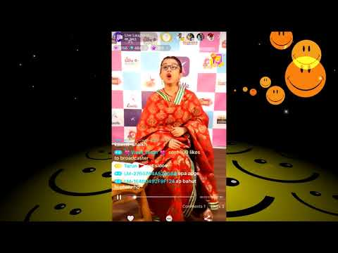Nosy Aunty   Funny Show   Indian Aunties   Comedy   LiveMe India thumbnail
