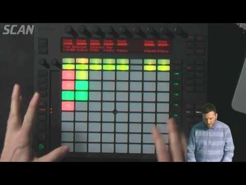 Ableton Live 9 & Push Masterclass Webinar