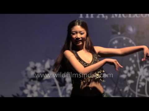 Belle Dance By Tenzin Paldon:  Miss Tibet 2017