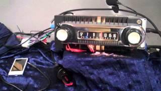 1966 Ford f100 original AM radio