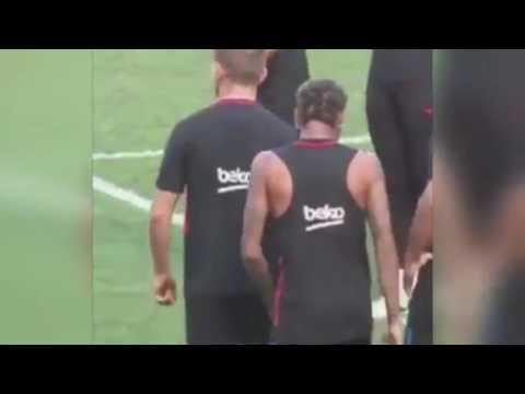 Cara Anchoa Versión FC Barcelona