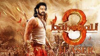 bahubali 3 fan made teaser | prabhas | ss rajamouli