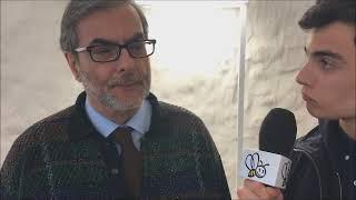Molfetta. Tommaso Minervini commenta l'arrivo del Papa a Molfetta