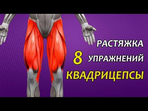 Болит передняя поверхность бедра после тренировки